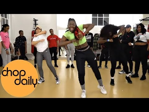 Darkoo ft One Acen - Gangsta (Dance Class Video) | Patience J Choreography | Chop Daily