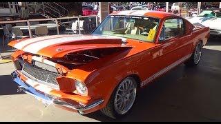 1965 Mustang Fastback Turbo SEMA 2014