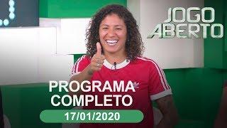 Jogo Aberto - 17/01/2020 - Programa completo