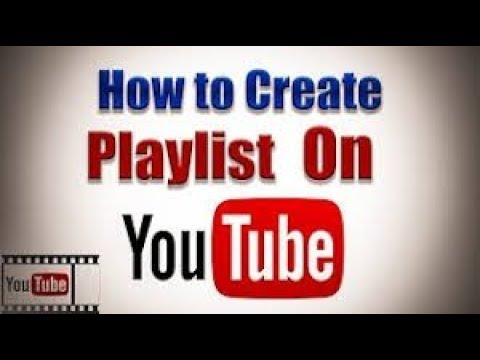 How To Make/Create Playlist on Youtube Channel(Tutorial Urdu/Hindi)