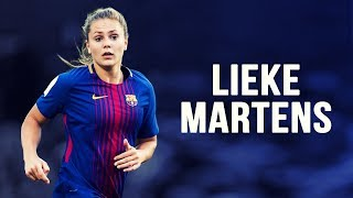 Lieke Martens - Queen of Football  Skills  Goals  20172018 HD