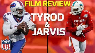 How Tyrod Taylor & Jarvis Landry Will be Utilized in Cleveland | Film Review | NFL Network