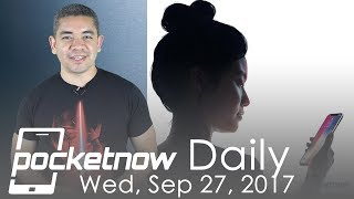 iPhone X component problems, Microsoft Surface Pro LTE & more   Pocketnow Daily