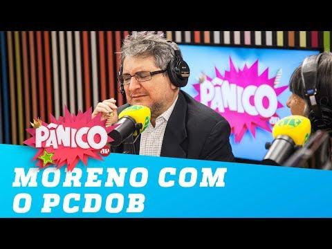 A história de João Cláudio Moreno com o PCdoB