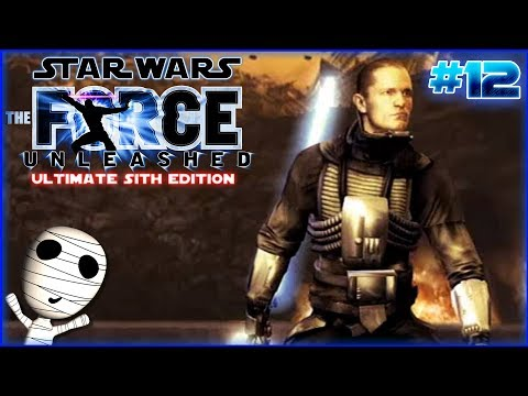 Rückkehr Nach Raxus Prime - Star Wars The Force Unleashed #12 - Ultimate Sith Edition