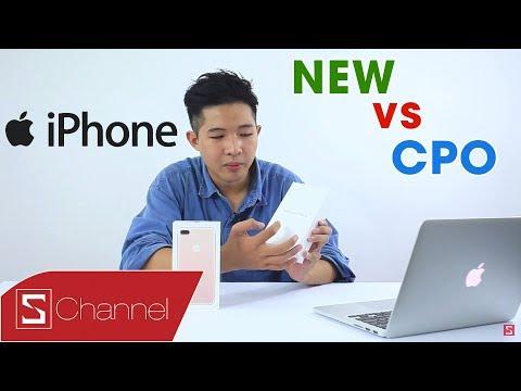 Schannel - iPhone mới và iPhone CPO: Đâu là điểm khác biệt? Có nên mua hàng CPO?