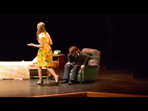 West Seattle Drama Department: Rhinoceros (Scene 4 - Part 2)
