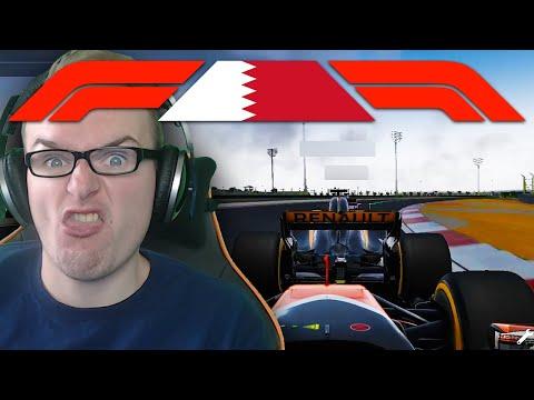 Jay schickt seine SCHLÄGER | Bahrain 2/2 🎮 F1 2017 Season 2 #6