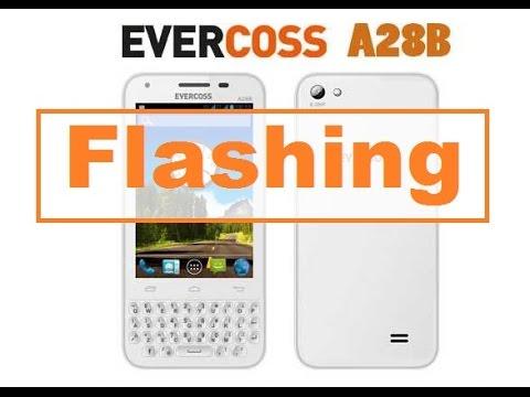 Tut Flashing Bootloop Error Evercoss A28b Youtube