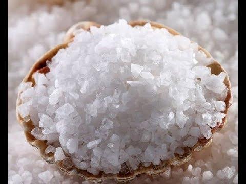 Вопрос: Как принимать ванну с морской солью?