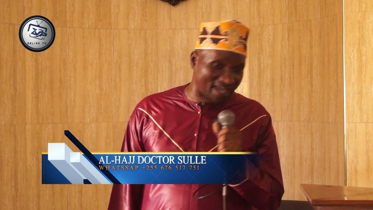 Download DR.SULLE:KISA CHA SWAHABA ALIE ZIKWA MGUU WAKE HALI YAKUA  YUPO HAI ZAIDI YA MIAKA KUMI 