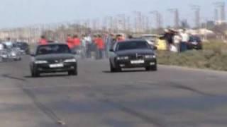 BMW E36 320 manual vs Opel Vectra 2.0 manual