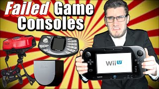 Failed Game Consoles - The Act Man
