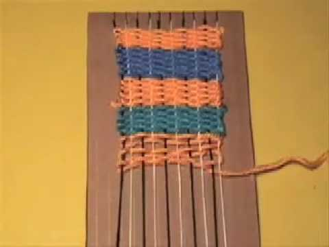 Primary Weaving Youtube
