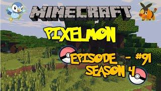 Minecraft: Pixelmon - Эпизод 91 - Расписание выхода серий (Pokemon Mod)