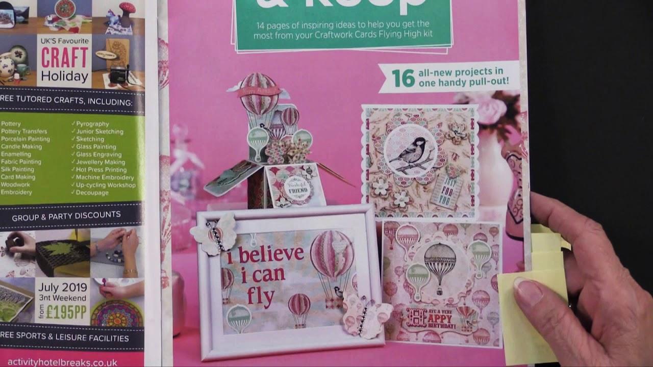 Papercraft Essentials Magazine #175