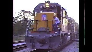 Railfan Tape 31, Part 1 -- November 17 and 20, 1992