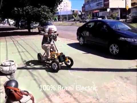 Drift Ecológico - Brazil Electric