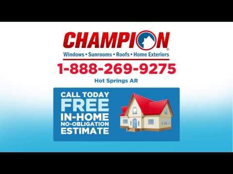 Window Replacement Hot Springs AR. Call 1-888-269-9275 9am - 5pm M-F | Home Windows