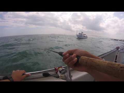 South Padre Bay Fishing