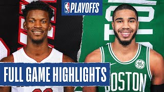 Boston Celtics vs Miami Heat | September 15, 2020