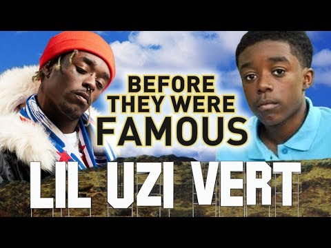 LIL UZI VERT - Before They Were Famous -...