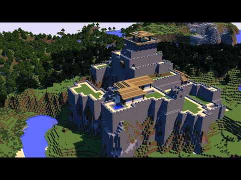 Minecraft - Medieval Castle