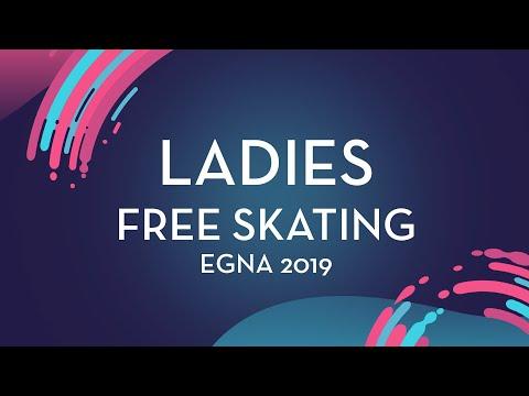 Dorotea Partonjic (AUT) | Ladies Free Skating  | Egna-Neumarkt  2019