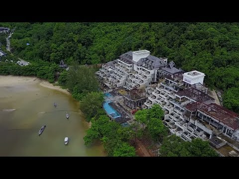 ABANDONED 5 STAR RESORT (GHOST PALACE OF THAILAND)