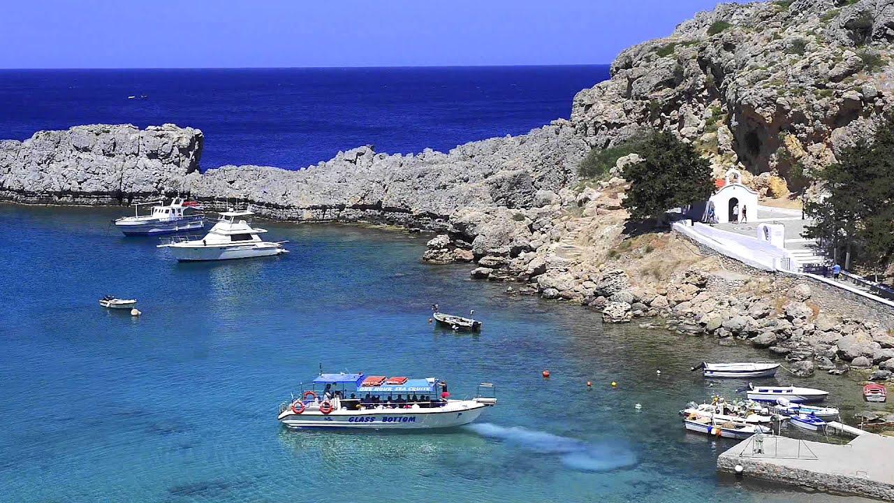 rhodos by grækenland