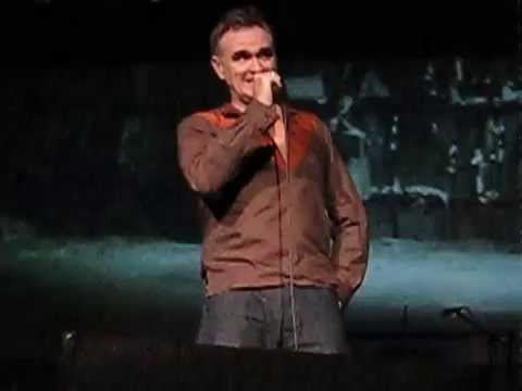 Morrissey - Smiler with Knife  & I'm Not a Man & Meat is Murder (The Smiths ) Live performancel