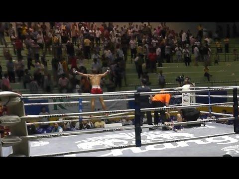 Jordan Coe Sumalee VS Dillon AKA Thailand: Lumpinee Boxing Stadium, 1st May 2015