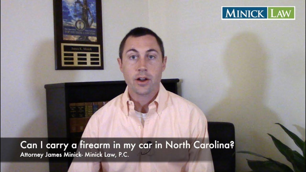 North Carolina Gun Laws | GunsToCarry Guide