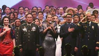 Songs For Heroes 2 ng UNTV, nagtala ng panibagong kasaysayan sa public service — AFP & PNP