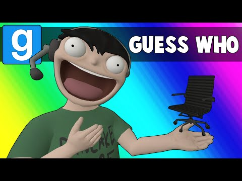 Gmod Guess Who Funny Moments - Chair That Doesn't Fall! (Garry's Mod)
