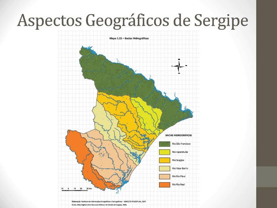 Geografia De Sergipe Youtube