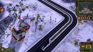 command and conquer red alert 3 uprising soviets skirmish 1vs3