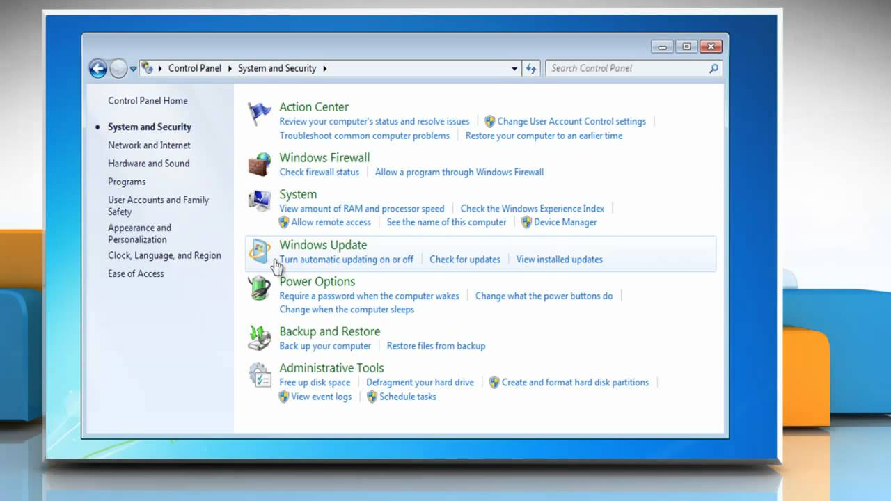 How to adjust the Sleep Mode duration on a Windows® 7 PC