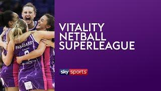LIVE SUPERLEAGUE NETBALL! Strathclyde Sirens v Loughborough Lightning