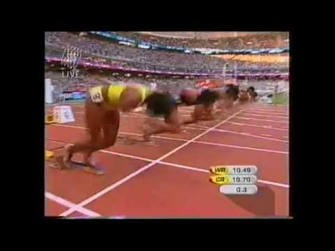 Women's 100m - Paris World Championships 2003