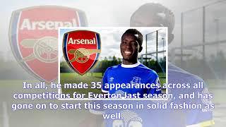 Transfer news everton offer bumper new long term deal to idrissa gueye amid arsenal interest1