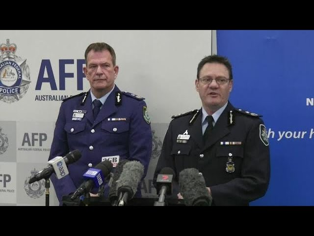 Foiled Australia plane plot directed by Islamic State--police