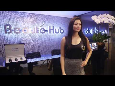 Beaute Hub, the official  wellness sponsor of Miss Universe Singapore 2016