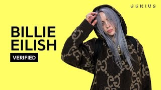 "Billie Eilish ""idontwannabeyouanymore""  Lyrics & Meaning 