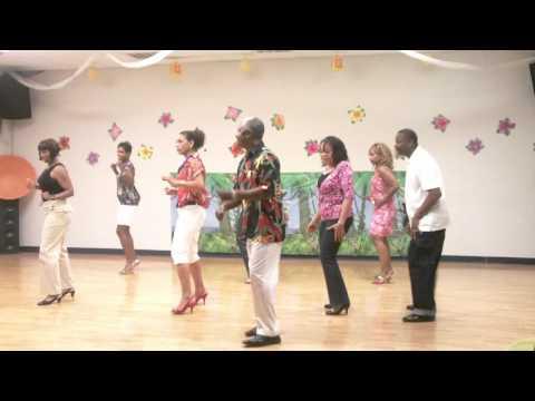 Zydeco Bounce Line Dance
