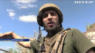 Война на Донбассе: боевики возвели вторую линию обороны