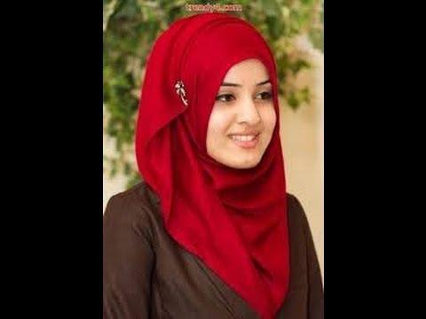jilbab paris kreasi || Video Menggunakan hijab segi empat Ala Dian ...