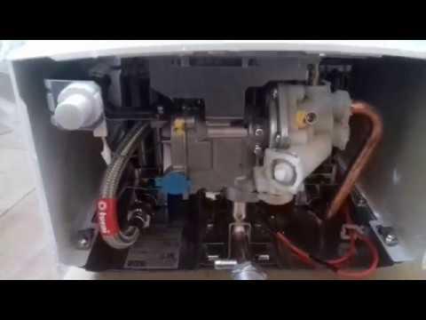 Газовая колонка BOSCH Therm 4000 O WR 13-2 В - YouTube