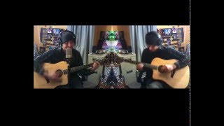 pearl jam indifference acoustic cover 2 guitars