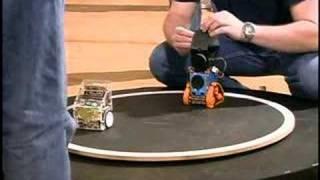 Atlanta Hobby Robot Club Rally 2006 Mini-Sumo 3